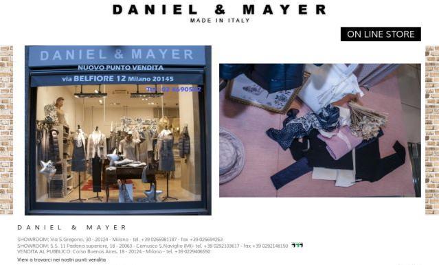 migliori scarpe da ginnastica 5459a 704d0 Daniel & Mayer - Abbigliamento da donna online | Yeb! Srl