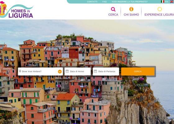 Case vacanza in Liguria
